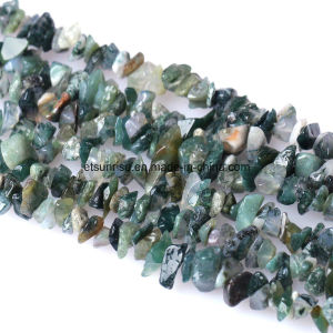 Semi Precious Stone Crystal Gemtstone Chips Nugget Loose Bead<Esb-CS027> pictures & photos