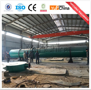 Top Grade 1.8*12m Industrial Rotary Dryer pictures & photos