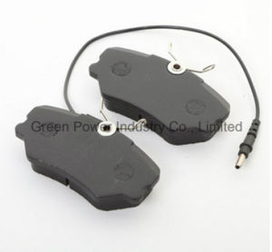 Semi Metal Brake Pad with Sensor for Acure/Honda pictures & photos