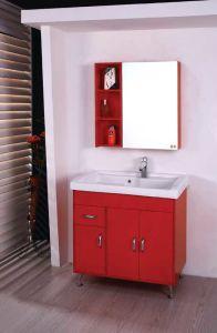 Sanitaryware Wood Vanity Bathroom Vanity W-019