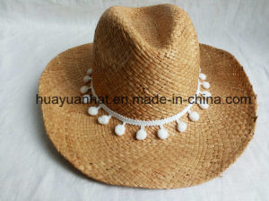 100% Handmade Raffia Straw Leisure Style Safari Hats pictures & photos