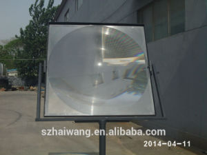 Hw-F1000-1 Big Plastic Solar Cooking Fresnel Lens pictures & photos