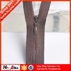 Specialized in Accessories Since 2001 Ningbo 5 Invisible Zipper pictures & photos