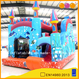 Inflatable Banner Jumping Bounce Castle (AQ0100-1) pictures & photos