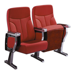 Aluminium Auditorium Chair with Writing Board