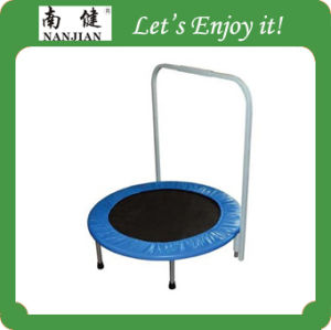Mini Trampoline with GS for Kids pictures & photos
