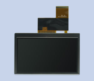 LCD Display 4.3 Inch Touch Screen with Rtp pictures & photos