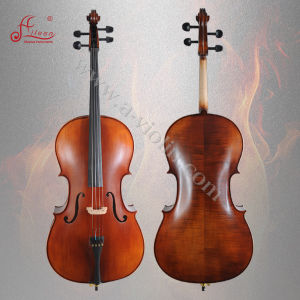 Full Size Music Instrument High Grade Handmade Cello (ACL-231) pictures & photos