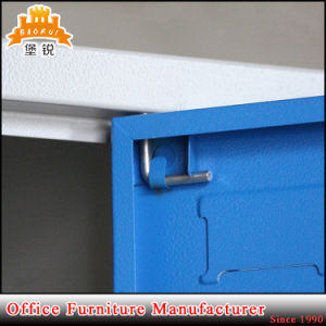 Jas-031 Top Grade Metal Wardrobe Cabinet Furniture for Office School pictures & photos
