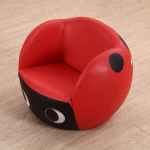 Home Furniture Lazy Boy Sofa Ladybug Mini Sofa/Children Furniture pictures & photos