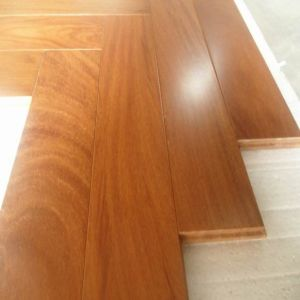 Popular Sale Top Quality Brazilian Teak Hardwood Flooring