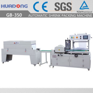 Automatic Side Flooring Boards Shrink Wrapping Packing Machine pictures & photos