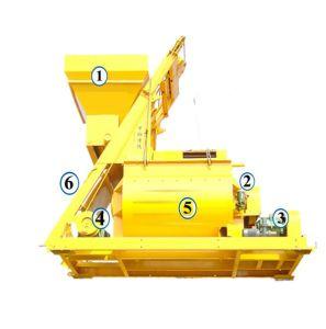 Construction Equipment/Js 1000 Concrete Mixer pictures & photos