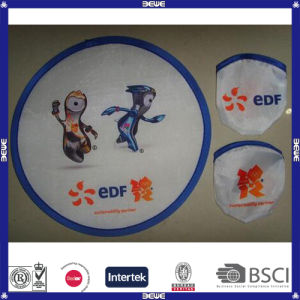 Low Price Customized Foldable Frisbee with Pouch pictures & photos