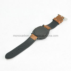 Low MOQ Custom Made Real Carbon Fiber Watch Parts pictures & photos