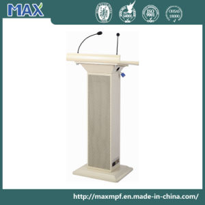 Metal Pulpit Design with Microphone pictures & photos