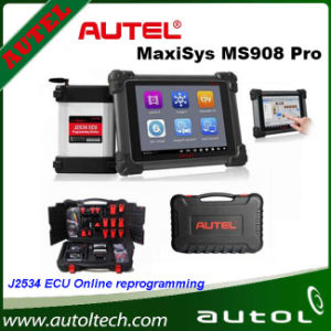 2015 Newest Version Car Diagnose Scanner Autel Ds908, Autel Maxisys PRO Ms908p, Autel Maxisys Ms908 PRO+WiFi Auto Diagnostic Tool Online Programming pictures & photos
