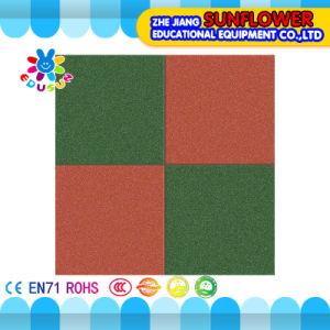 Playground Flooring Safety Mats Kindergarten Basketball Court Rubber Floor Mat (XYH-13140-3)