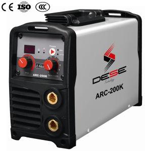 Portable MMA Stick (IGBT) Arc Inverter Welding Machine (ARC-120~400) pictures & photos