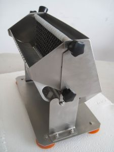 Manual Stainless Steel Hot Dog Sausage Slicer (GRT-HSS8) pictures & photos