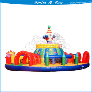 Inflatable Mini Combo Jumper, Inflatable Combo Slider, Amusement Park pictures & photos