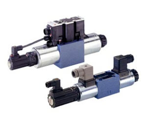 4wra Proportional Directional Solenoid Valve
