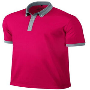 Short Sleeve Sublimation Polo Shirt pictures & photos