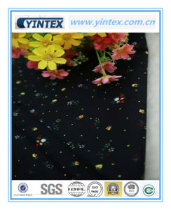 Wholesale Soft 100% Cotton Fabric-Jacquard pictures & photos