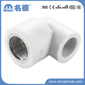 PPR Female Elbow Type B Fitting for Building Material pictures & photos