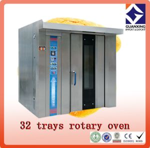 Gas Bread Oven/Baking Oven /Compartment Gas Deck Oven for Bread Baking/Hot Air Circulation Oven pictures & photos