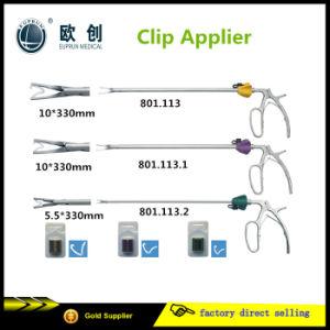 Reusable Laparoscopic Clip Applier pictures & photos