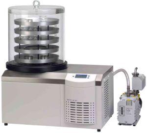 Lab Vacuum Freeze Dryer Lyophilizer for Medicine pictures & photos