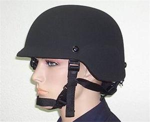 Nij Iiia USA Style UHMWPE Bulletproof Helmet pictures & photos