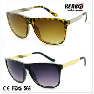 Hot Sale Popular Sunglasses with Metal Temlpes. CE FDA Kp50562 pictures & photos