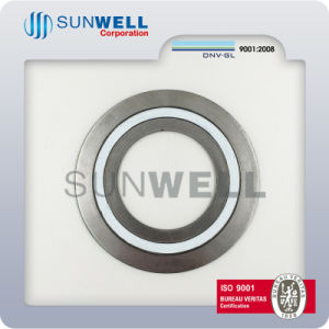 Spiral Woung Gaskets of 304 PTFE pictures & photos