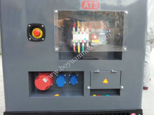 Cummins Water Cooled Engine Open Type ATS Power Genset 300kw/375kVA pictures & photos
