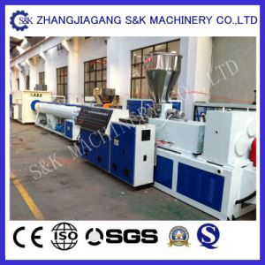 16-63mm PE Pipe Extruder Machine pictures & photos