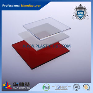 20% Discount 2mm-10mm Clear Extruded Acrylic Sheet Could Be Polished and Laser Cutting pictures & photos