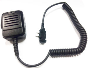 Heavy Duty Shoulder Speaker Microphone for Icom IC-F3GS/IC-F4gt/IC-F11, etc pictures & photos