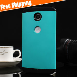 Mobile Phone Case Cover Spigen Slim Armor for Motorola Nexus 6