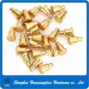 Brass Spring Loaded Pin for Electric Industry pictures & photos