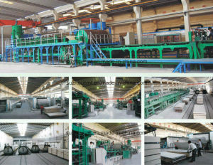Fiber Cement Board Line Turnkey Project pictures & photos
