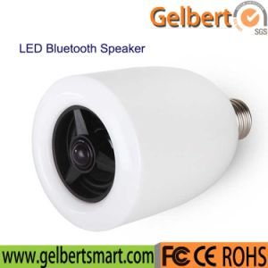 Wireless Smart Music Bluetooth Speaker Whith LED Bulb pictures & photos