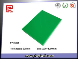 Engineering Plastic PP Sheet with Low Density pictures & photos
