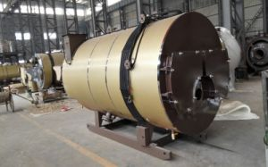 Horizontal Oil (Gas) Steam Boiler pictures & photos