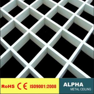 Metal Aluminum Supsended Grid Ceiling Cell Ceiling pictures & photos