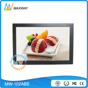 Narrow Frame 10.1 Inch 1280*800 Wall Mount Android Tablet Poe pictures & photos