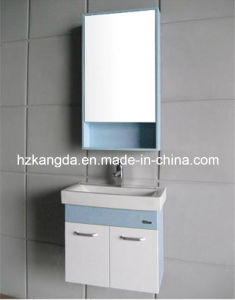 PVC Bathroom Cabinet/PVC Bathroom Vanity (KD-297C) pictures & photos