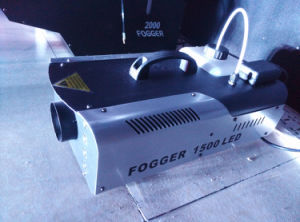 Factory Price Remote Contral 1500W LED Fogger pictures & photos