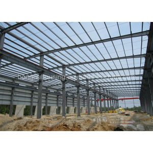 Movable Steel Structure Warehouse/Workshop/ for Sale Used pictures & photos